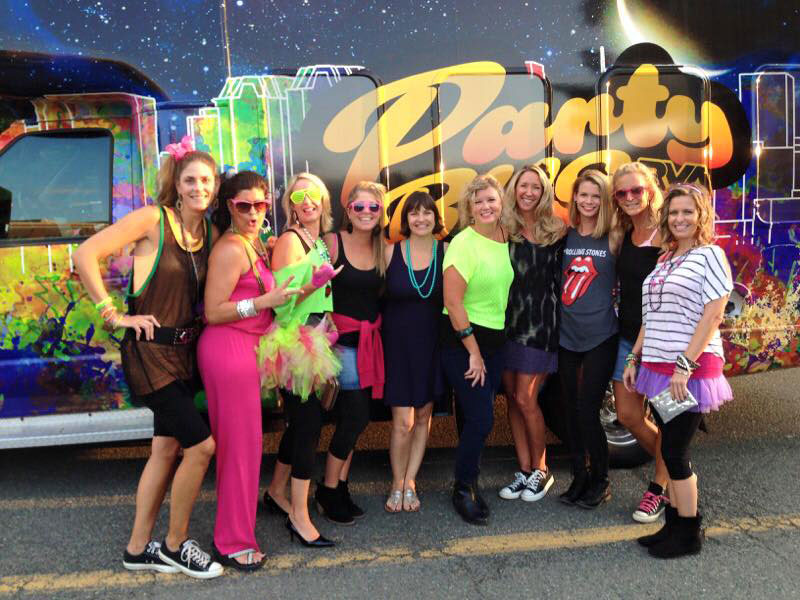 party bus rva bachelorette party ideas