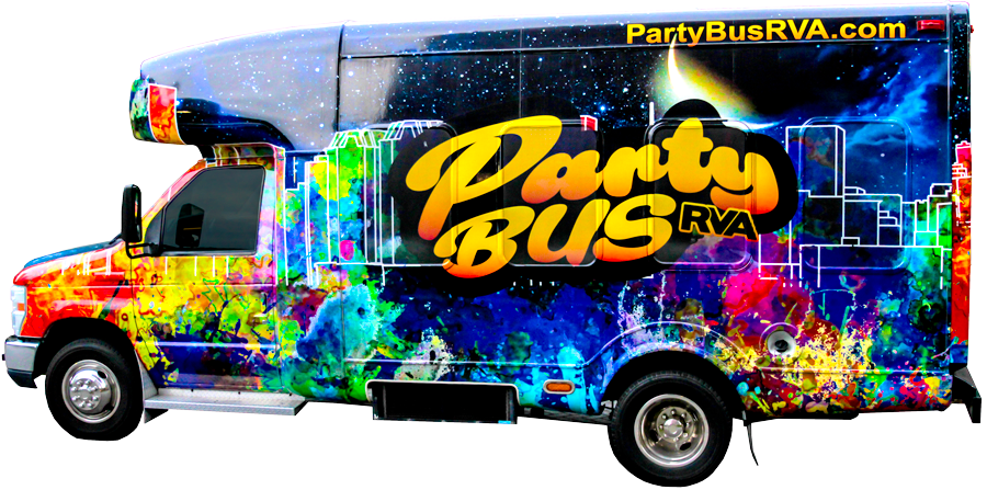 Home Party Bus Rva Serving Richmond Va And Surrounding Areas